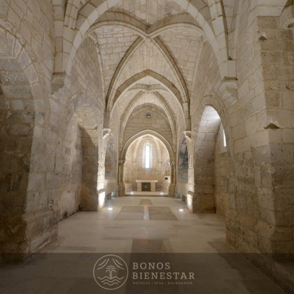 Escapada Termal con Masaje en Castilla Termal Monasterio de Valbuena