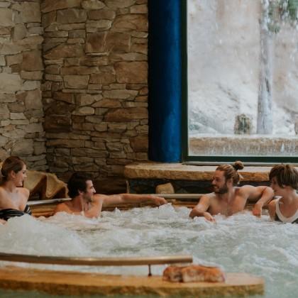 Bono Circuito Senda de los Sentidos en Hotel Laguna Spa Golf