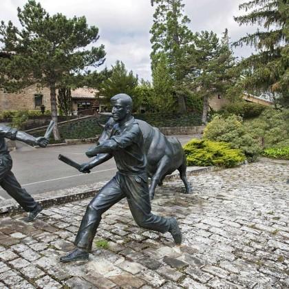 Experiencia Bienestar en Hotel Pamplona El Toro Spa en Navarra
