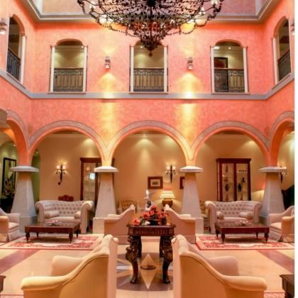Bono Regalo de Reflexologia Podal en Hotel Palacio de la Magdalena