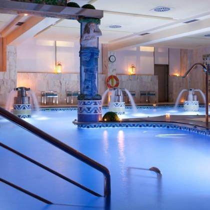 One Night Spa Relax Care no Hotel Carlos I Silgar
