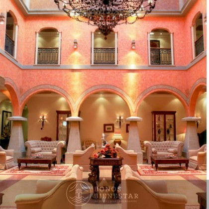 Bono Regalo de Masaje Facial en Hotel Palacio de la Magdalena