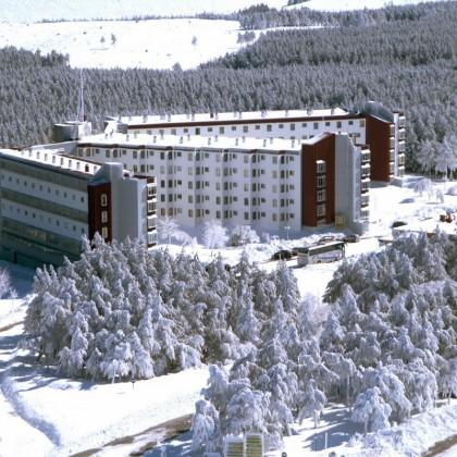 Cheque Oferta de Tratamento de Chocolate Fusion no Hotel Oca Manzaneda