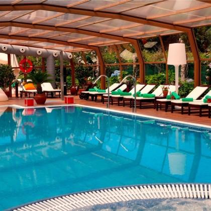 Bono Sanitas Per Aqua dos noches en Augusta Spa Resort