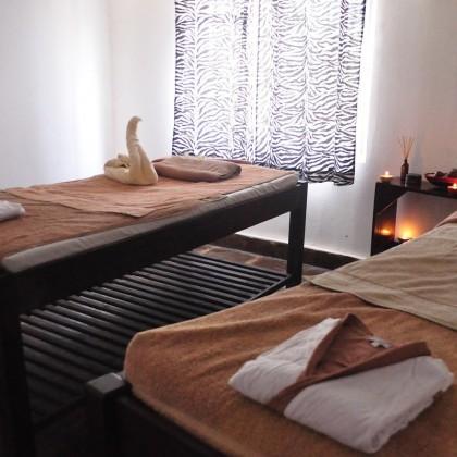 Masaje Relajante General en el hotel Congreso SPA de Santiago de Compostela