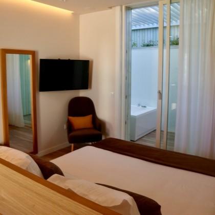 Experiencia Romantica en Nande Hotel da Natureza