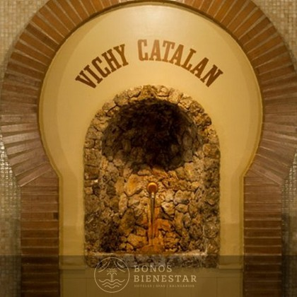 Circuito Termal en Hotel Balneari Vichy Catalan