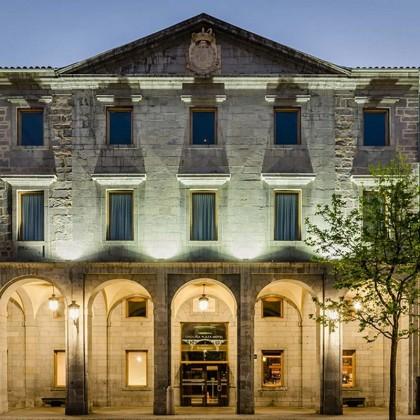 Experiencia Capricho Termal Uma Noite no Hotel Balneario Ordunha Plaza