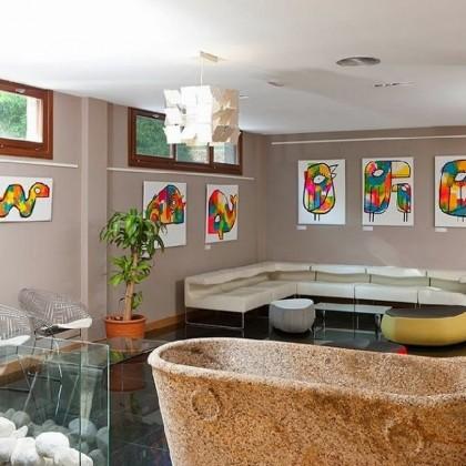 Circuito Termal El Manantial en Hotel Balneario Areatza