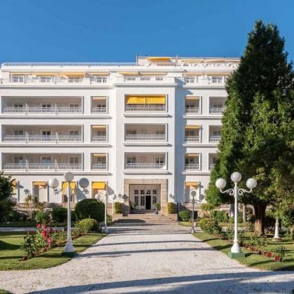 Presente Semore la Toja no Hotel Eurostars Gran Hotel de La Toja