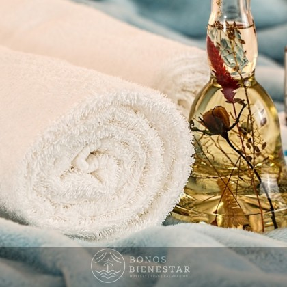 Voucher Peeling do corpo no Hotel Comendador Spa