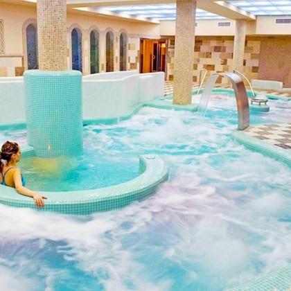 Voucher Especial Circuito Hidrotermal para Crianças no Hotel Comendador Spa