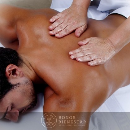 Presente Massagem General na Puente Viesg Spa