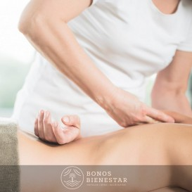 Voucher Massagem Aromatica Essencias no Catalonia Ronda Spa