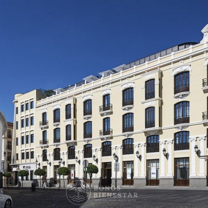 Voucher de tratamento facial anti-rugas Hotel Catalonia Ronda Spa