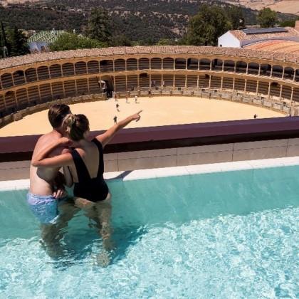 Massagem de Relaxamento Rotro, Cuelo y Escote Hotel Catalonia Ronda Spa