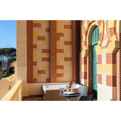 Pack Disconnect em Quarto Exterior no Hotel Balneari Vichy Catalan