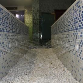 Circuito Aqua Center en el Spa Aqua Center Benidorm del hotel Deloix