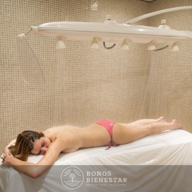 Voucher Vichy Shower Massage no Hotel Balneari Vichy Catalan