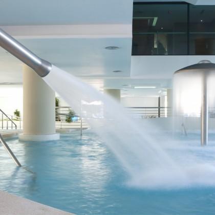 Voucher Circuito 2 Pessoas e Massagem no Aqua Center Benidorm Spa do Hotel Deloix