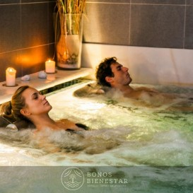Voucher Circuito Termal e Massagem no Hotel Balneario Areatza