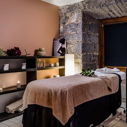 Massagem Relaxante Subaquatica no Hotel Balneario Orduna Plaza