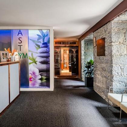 Voucher Drenagem Linfatica Manual no Hotel Balneario Orduña Plaza