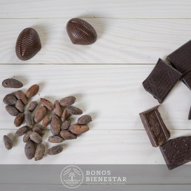 Embalagem de Chocolate no Comendador Spa Hotel