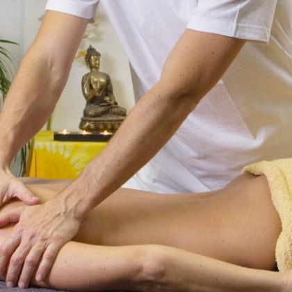 Chèque Cadeau Massage Shiatsu de 30' à Caldea Andorra