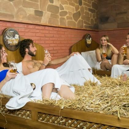 Voucher Circuito Beer Spa no Beer Spa Zahara