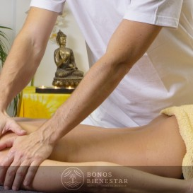 Cadeau Massage Shiatsu de 60' à Caldea AndorraCadeau Massage Shiatsu 60' à Caldea Andorra