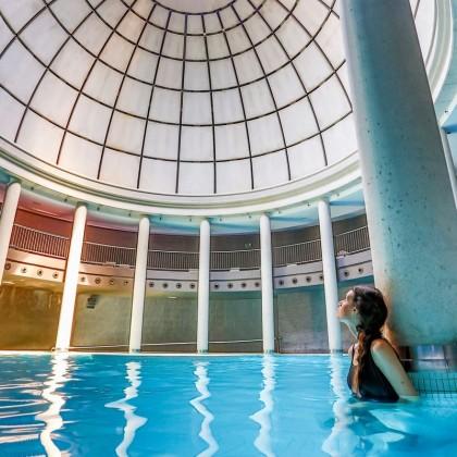 Bono regalo Aquaxana Diurno para 2 personas en Las Caldas Villa Termal