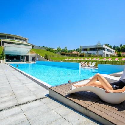 Bono Escapada en el hotel Enclave de Las Caldas Villa Termal con Aquaxana y El Manantial