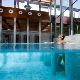 Experiência Wellness em Gran Hotel Las Caldas