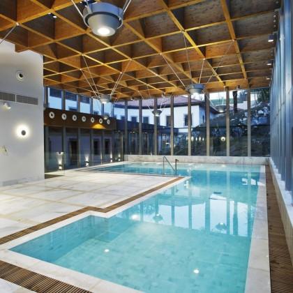 Bono Escapada en el Gran Hotel de Las Caldas Villa Termal