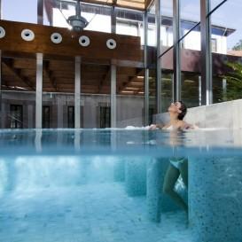 Experiência Wellness no Gran Hotel de Las Caldas Villa Termal