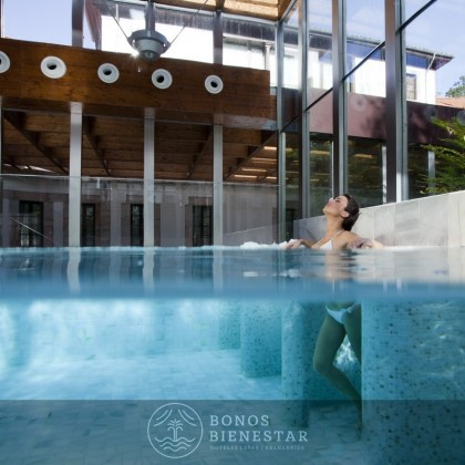 Expérience Wellness au Gran Hotel de Las Caldas Villa Termal
