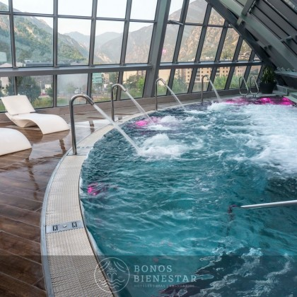 Spa Private Wellness a Caldea Andorra