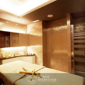 Homme Spécial Cellule Revitalisante Intensive 80' à l'hôtel et Spa Plaza Andorra