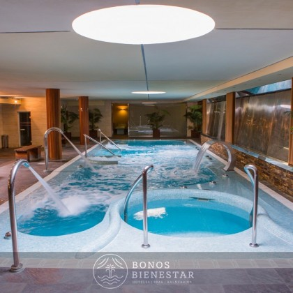 Bon Bain Relaxant au Poseidon La Manga Hotel & Spa