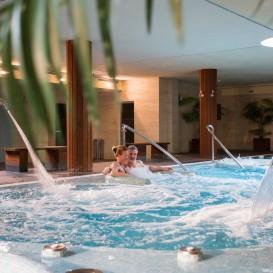 Cheque cadeau Circuit de Spa au Poseidon La Manga Hotel & Spa