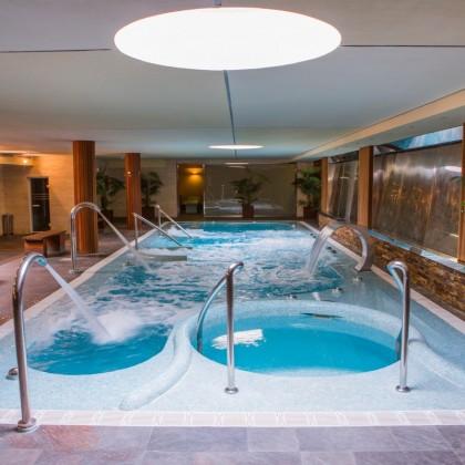 Chèque cadeau Circuit de Spa au Poseidon La Manga Hotel & Spa