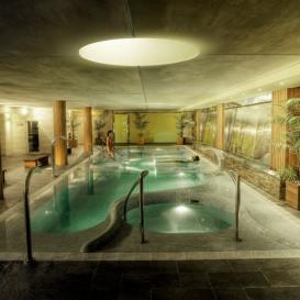 Vichy Shower & Massage no Poseidon La Manga Hotel & Spa