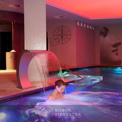 Gift Voucher Relaxamento Cranial no Plaza Andorra Hotel and Spa