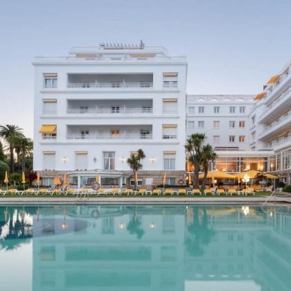 Bon Brightness Peeling au Spa Eurostars Gran Hotel La Toja.