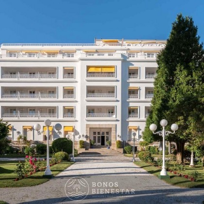 Presente Peles Sensíveis no Eurostars Gran Hotel La Toja