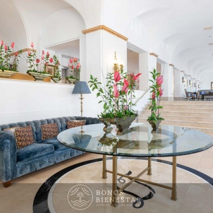 Voucher Tratamento Vitamínico no Hotel Eurostars Gran Hotel de La Toja