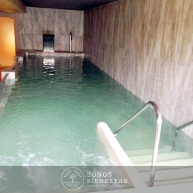 Voucher Piscina de Tratamento e Massagem no Tarifa Spa
