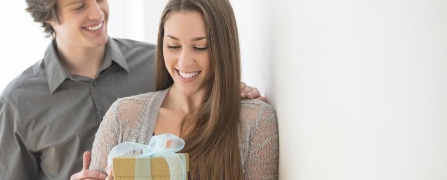 5 ideias para presentes para a sua namorada em datas especiais